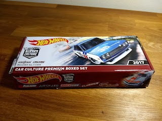 Hot Wheels RLC Car Culture Premium Boxed Set