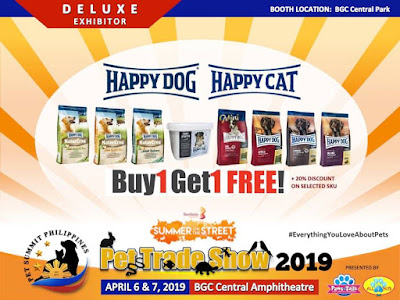 The happiest Trade Show specially for Pets and Pet Lovers
