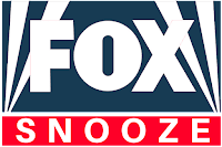 Fox 'Snooze' News Logo