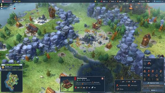 Northgard - Brundr & Kaelinn, Clan Of The Lynx Download Free