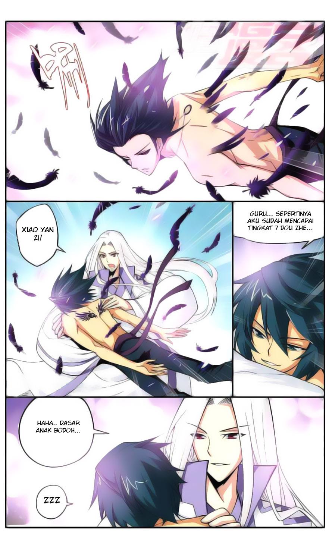 Battle Through the Heavens Chapter 26-25