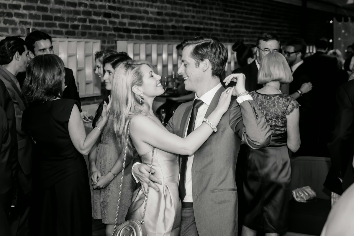 Beautiful moments on the dance floor.