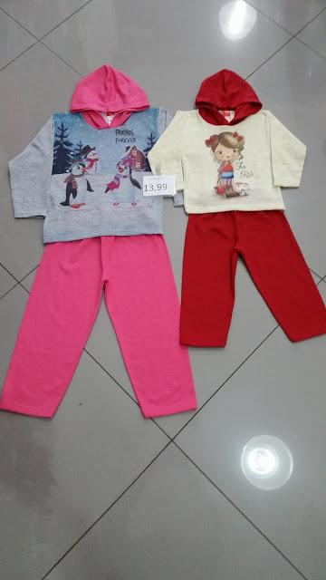 Atacado de roupas infantis
