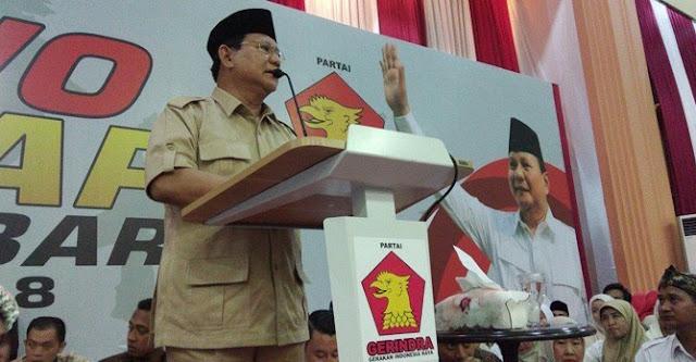 Mengungkap Fakta-fakta Ucapan Prabowo Sebut Ekonomi Indonesia Cuma Dikuasai Segelintir Orang