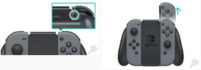 Nintendo Switch Wrist Strap Stuck