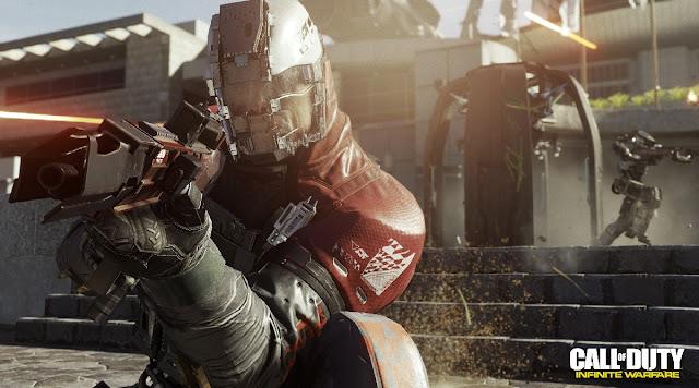 Call Of Duty: Infinite Warfare añadirá el modo baja confirmada 1