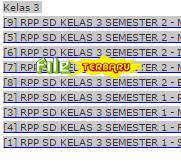 Beikut ini admin fiel tebaru akan membagikan RPP Kurikulum  Unduh RPP Kurikulum 2013 Kelas 3 Lengkap Semester 1 dan Semester 2 Lengkap