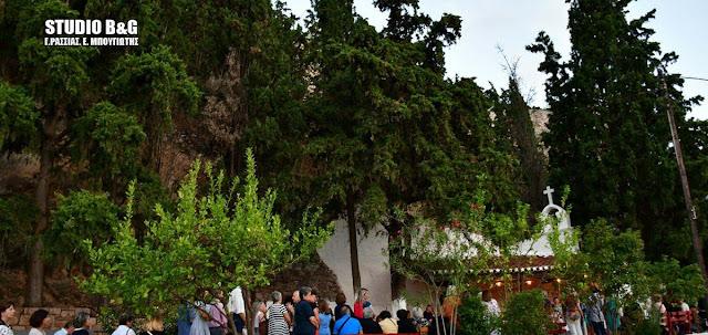 Ναύπλιο: Γιορτάζει το ιστορικό εκκλησάκι των Αποστόλων Πέτρου και Παύλου στον Ψαρομαχαλά