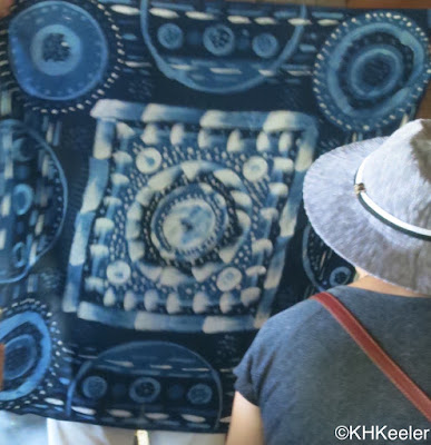 batik, David Bali