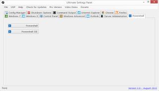 Ultimate Settings Panel - Version 3.0 Released 7
