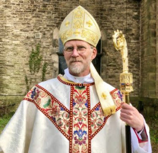 Bishop Paul Swarbrick ordination