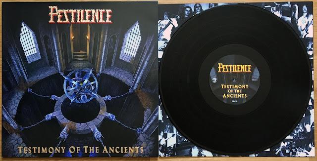 Black/Death/Thrash Metal Blog by Herr Tompa: PESTILENCE - TESTIMONY
