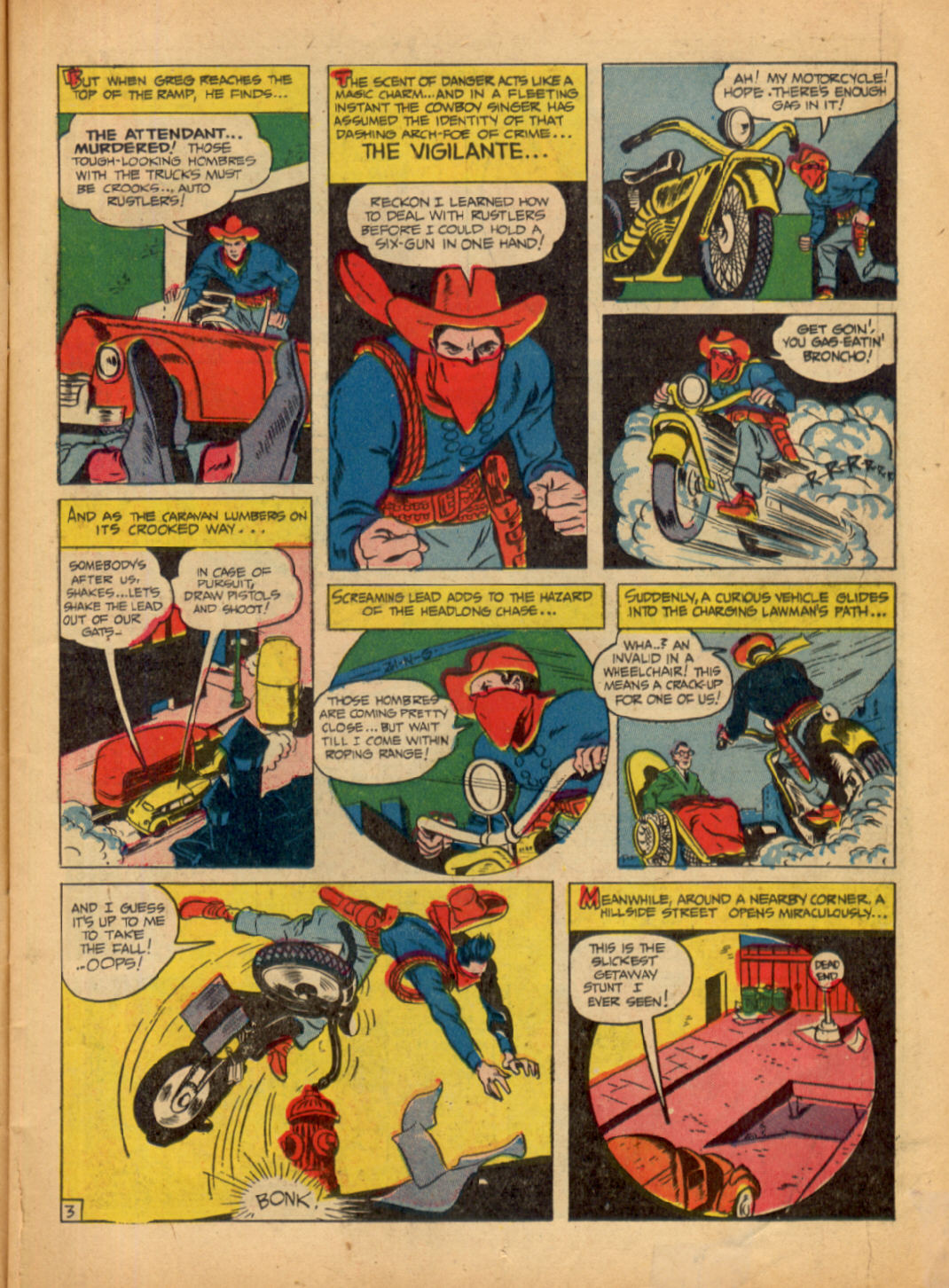 Read online Action Comics (1938) comic -  Issue #48 - 19