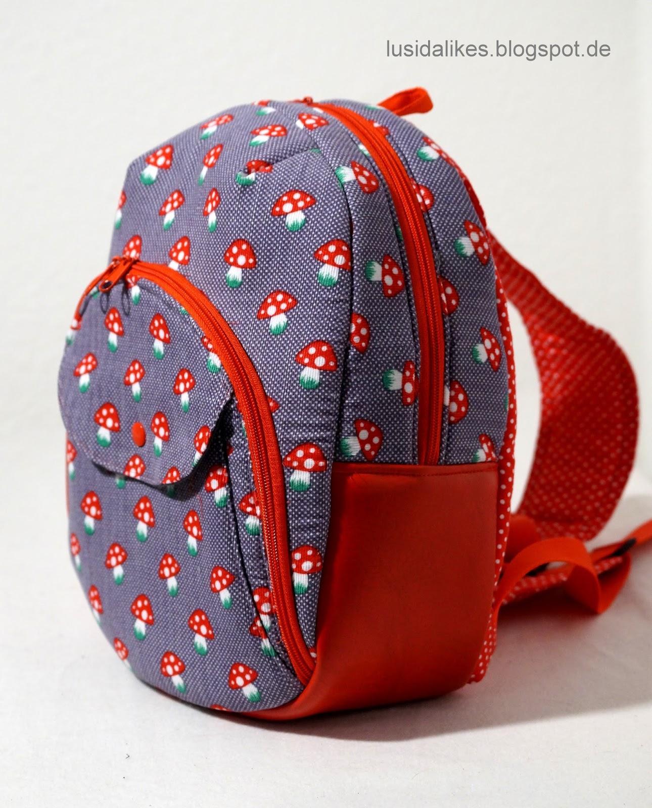 Lusida likes: Kleiner Cumberland Backpack