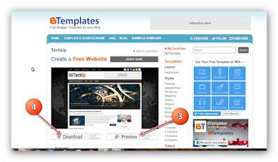 Hướng dẫn thay đổi giao diện cho Blogspot a2