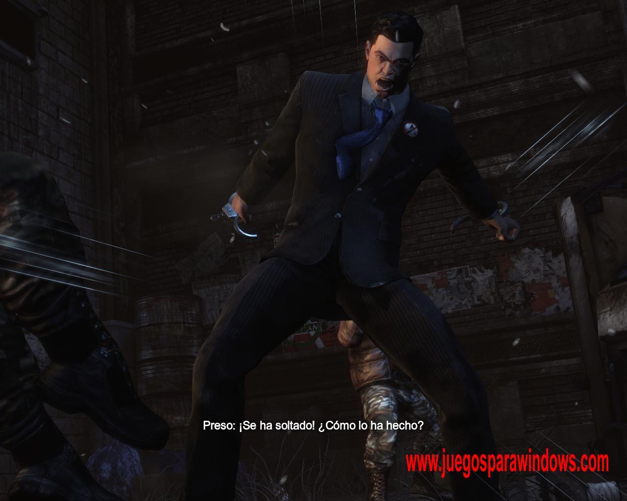 Batman Arkham City PC Español imagen screenshot