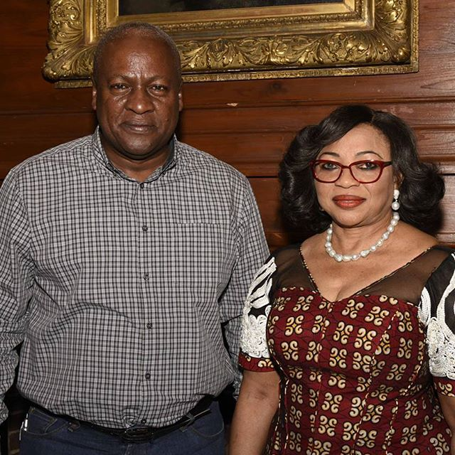 Africa's richest woman & John Mahama speak at Harvard Universities African Development Conference