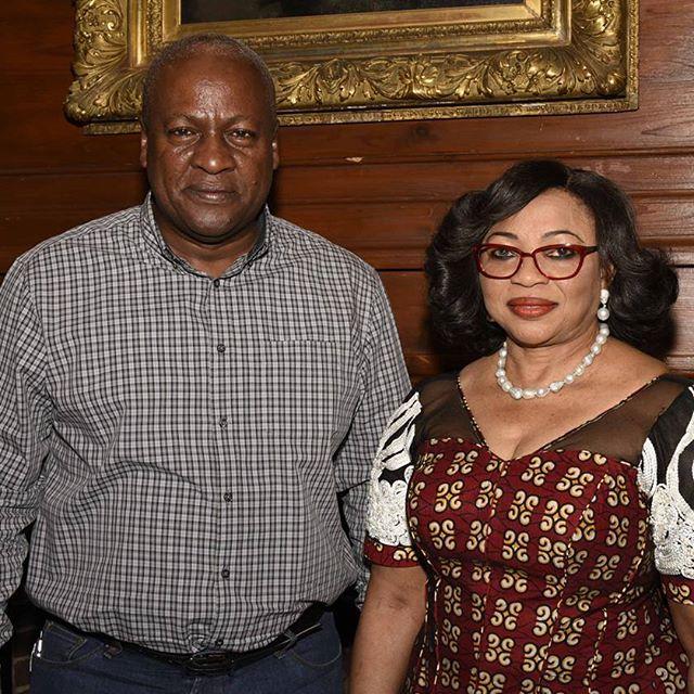 Africa's richest woman & John Mahama speak at Harvard Universities African Development Conference