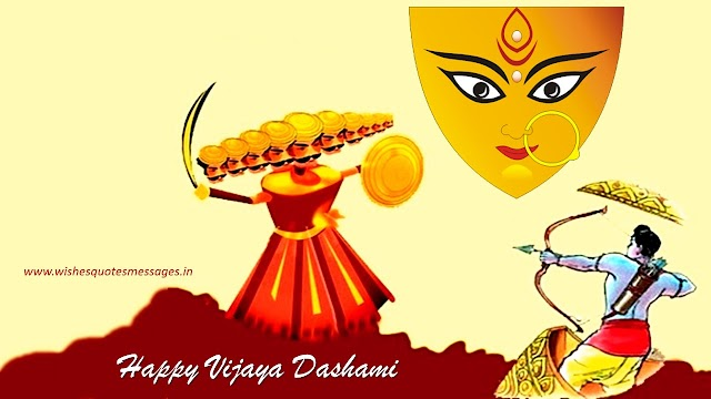 Happy Dasara Dussehra Vijaya dashami 2020 HD images wallpapers free Download
