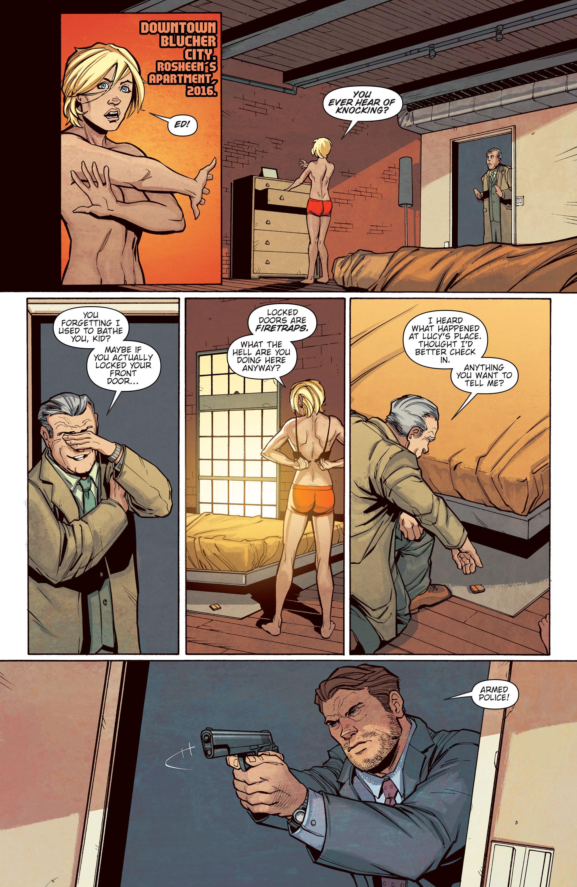 Read online Slash & Burn comic -  Issue #2 - 7