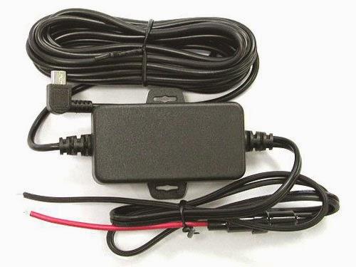 yupiteruDRY-WiFi40cドライブレコーダー電源直結コード(約4m)本当はDRY-WiFi40dの標準付属品です。