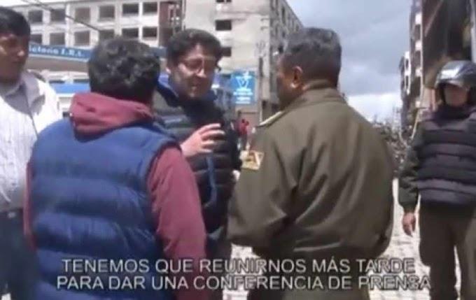 Renuncia Viceministro Marcelo Elío por tragedia de El Alto