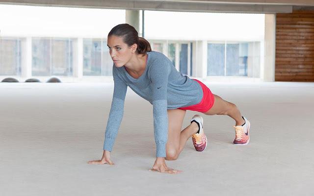 Ona Carbonell primera española en una campaña de Nike