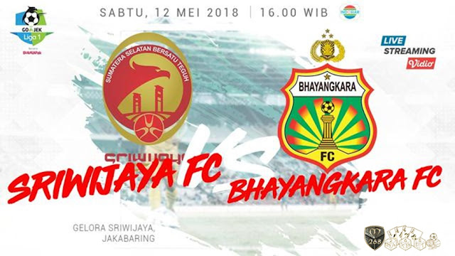 Prediksi Sriwijaya FC Vs Bhayangkara FC, Sabtu 12 Mei 2018 Pukul 16.00 WIB @ Indosiar