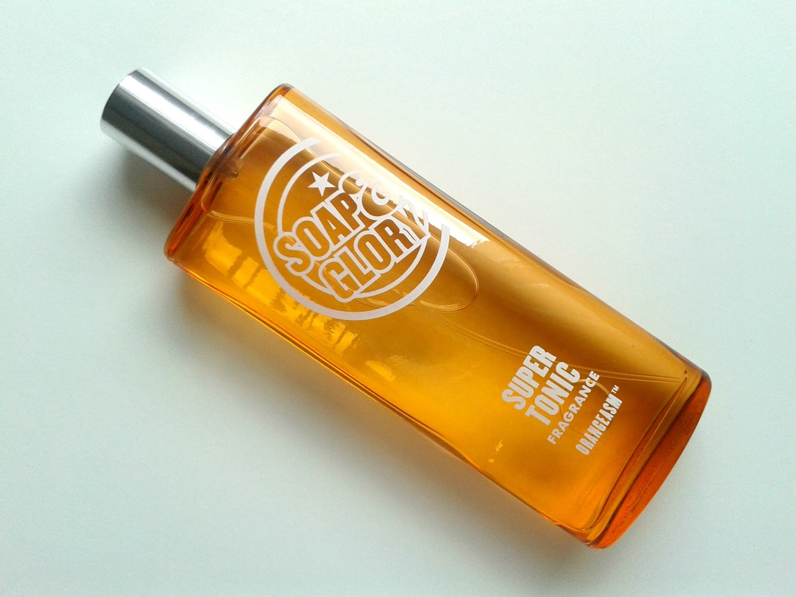 Ellis Tuesday's Summer Sun-days: Fragrances Soap & Glory Orangeasm Super Tonic Fragrance Beauty Review