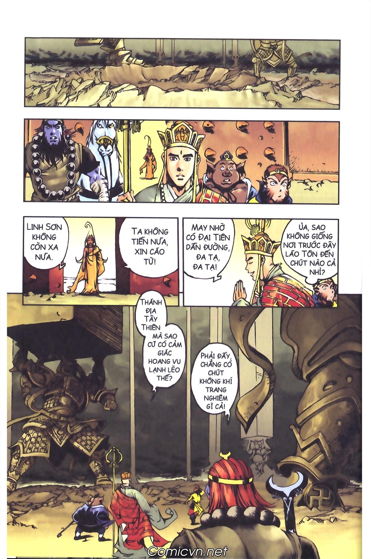 Tây Du Ký màu - Chapter 133 - Pic 10