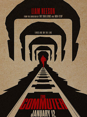 Film The Commuter (2018) BluRay