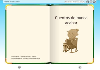 http://multimedia.iie.ufro.cl/LEM/cuentos/cuentos_de_nunca_acabar/leer.swf