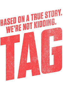 Tag - Poster & Trailer