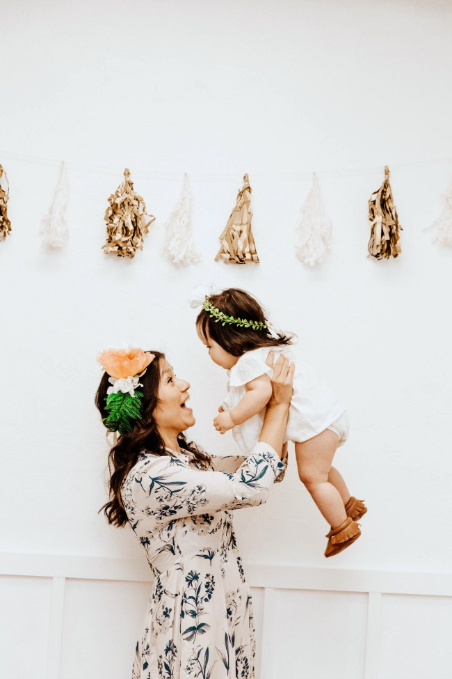 combined mother and daughter birthday party ideas
