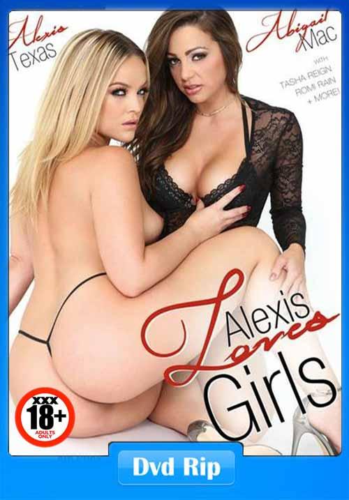 [18+] Alexis Loves Girls xXx 2017 480p DVDRip 450MB x264