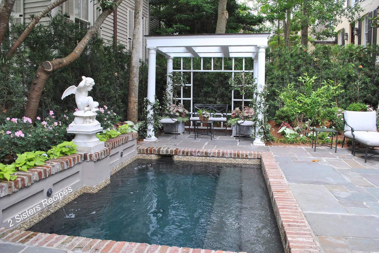 Charleston Annual Garden Tour Part Ii 2 Sisters Recipes