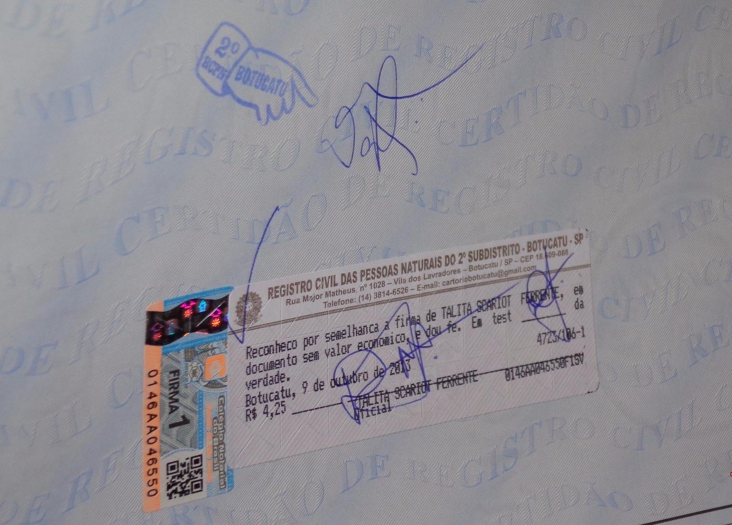 Entrou em vigor: Lei que dispensa autenticar cópias e reconhecer firma no serviço público