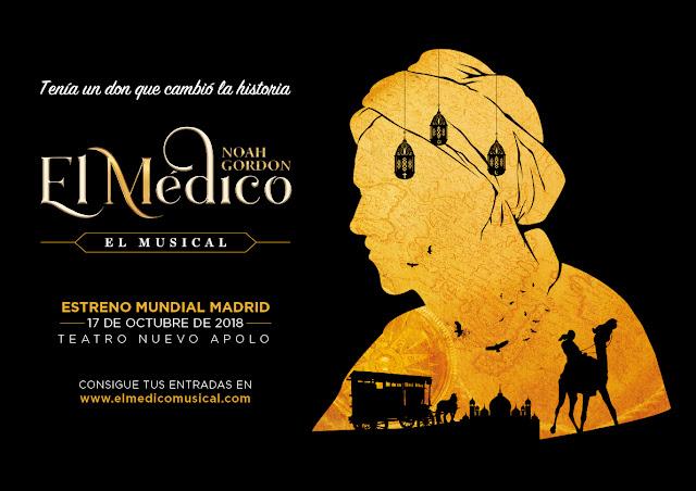 EL MÉDICO EL MUSICAL: EL DON DE UN HOMBRE CONVERTIDO EN ESPECTÁCULO