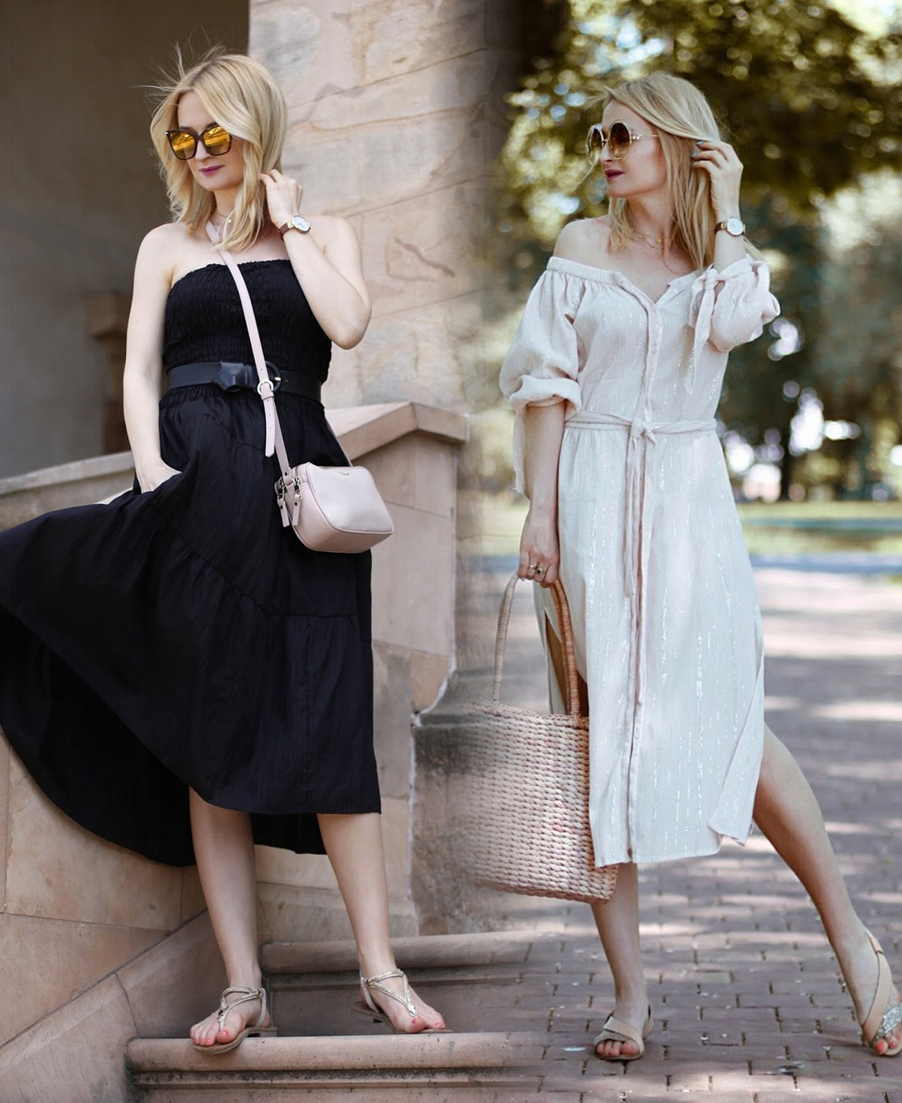 Klasyka w nowym wydaniu czy wysilona ekstrawagancja? Formalne sukienki niejeden mają kolor