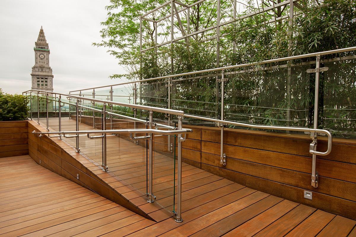 Balustrade Tangga Stainless Steel Railing Systems