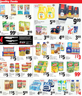 Quality food weekly flyer January 8 - 14, 2018