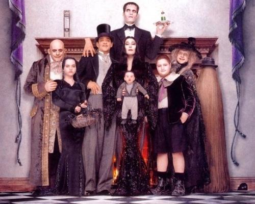 Murkyna Make Up Especial Halloween La Familia Addams - Disfraces-familia-adams
