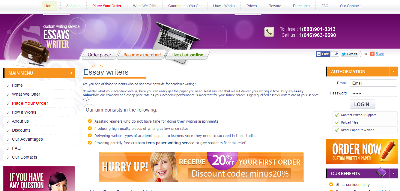 Top cv writers sites ca