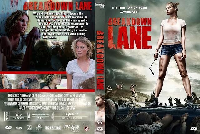 Breakdown Lane DVD Cover