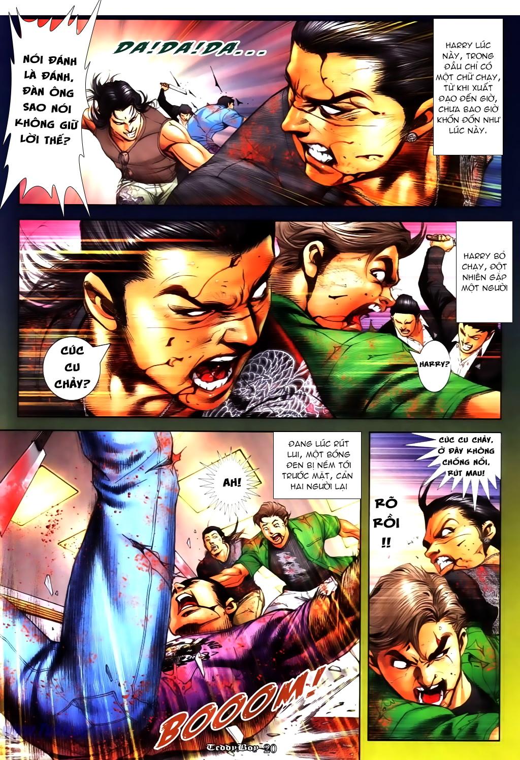 Người Trong Giang Hồ NetTruyen chap 1109 - Trang 14