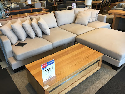 Shopping for a new lounge suite