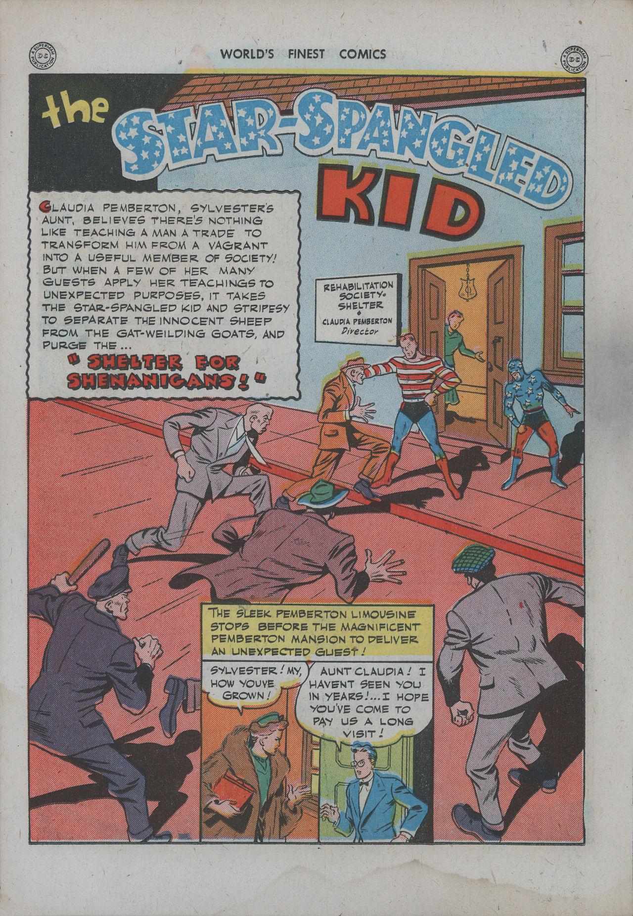 Read online World's Finest Comics comic -  Issue #15 - 17