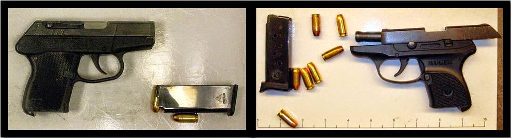 Concealed Firearms (L-R) CVG & SAT