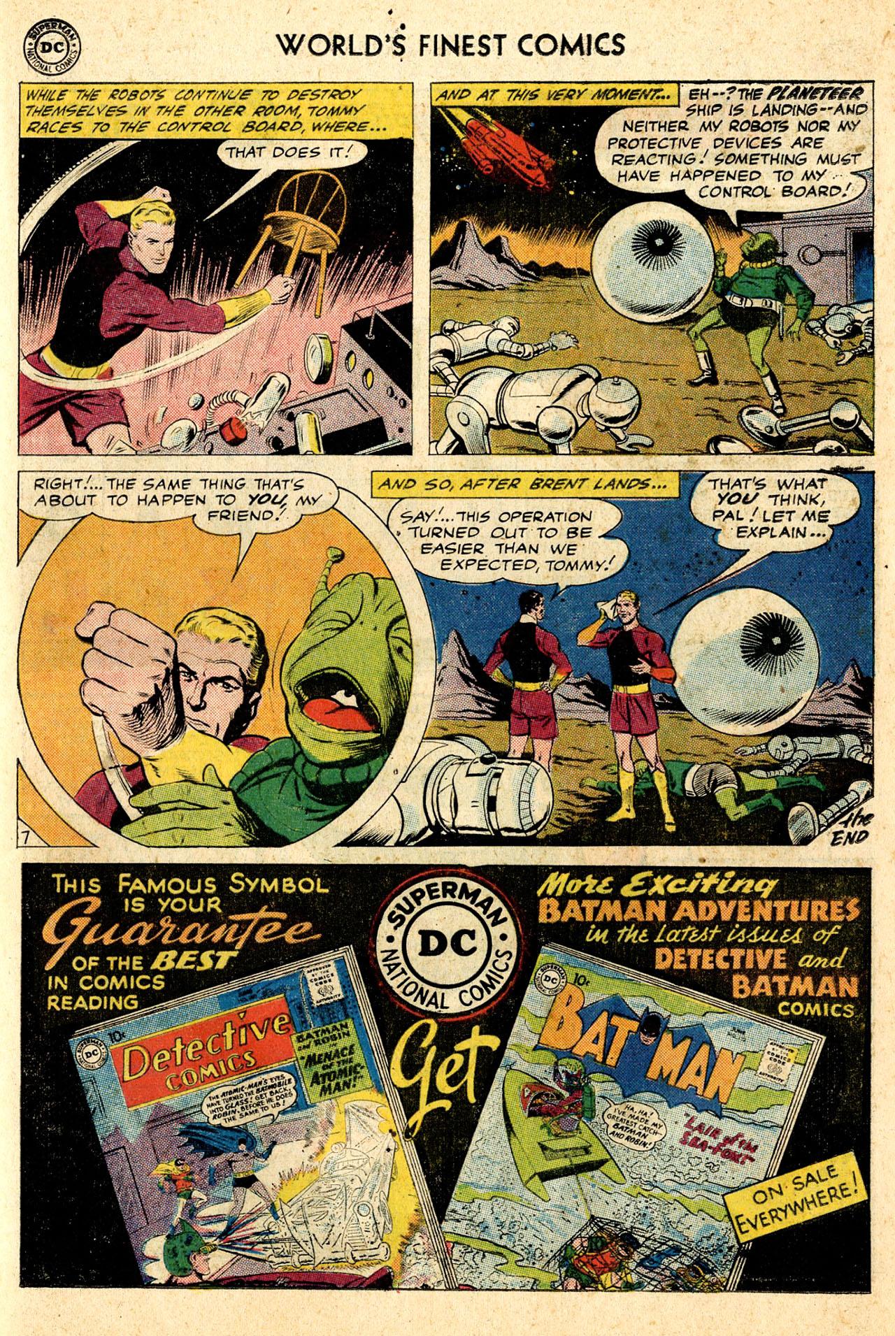 Read online World's Finest Comics comic -  Issue #110 - 23