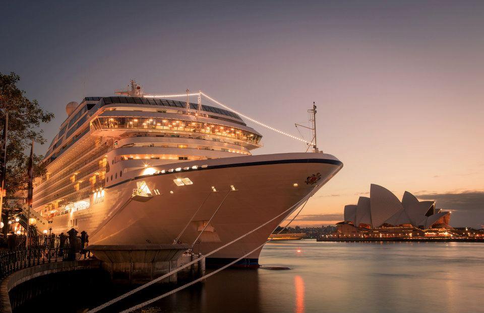 Oceania Marina in Sydney